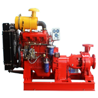 Fire Pump Set End Suction Type