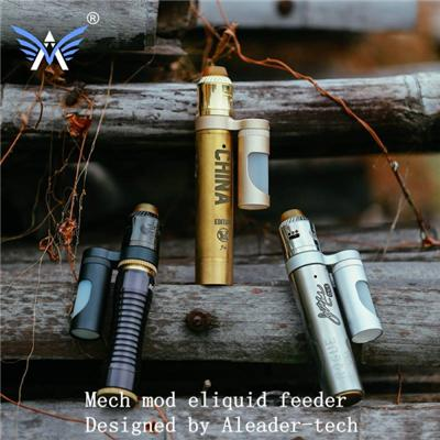 Aleader Mech Mod Squonk Bottom Feeder