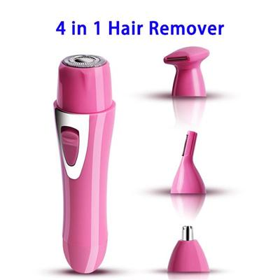 4 In 1 Painless Hair Remover