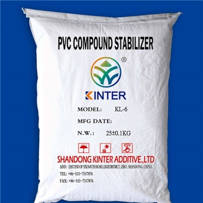 Lead Compound Stabilizer For Pipes