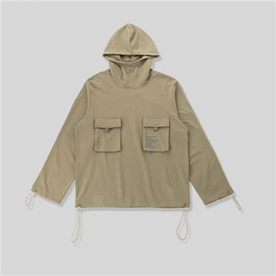 Men's Outdoor Fashion Pocket Hoodies