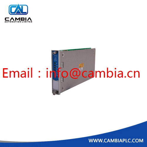 141514-01	BENTLY NEVADA	Email:info@cambia.cn