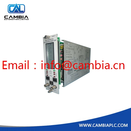 3500/94-02-03-00	BENTLY NEVADA	Email:info@cambia.cn