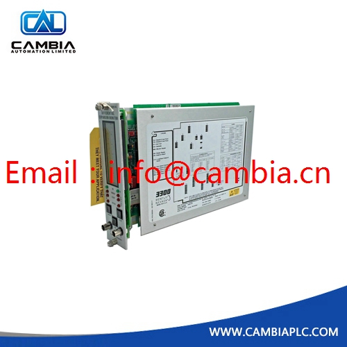 3500/94-03-02-00	BENTLY NEVADA	Email:info@cambia.cn