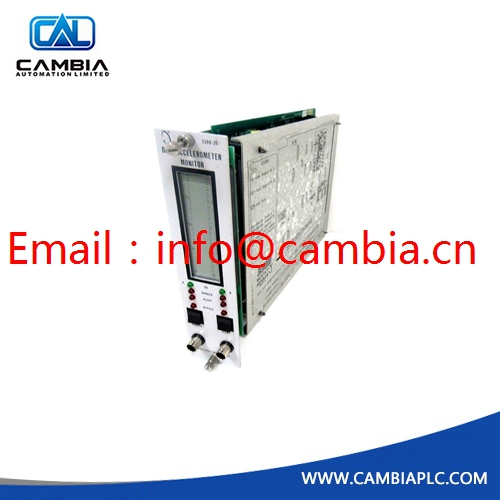 3500/94-08-02-00	BENTLY NEVADA	Email:info@cambia.cn