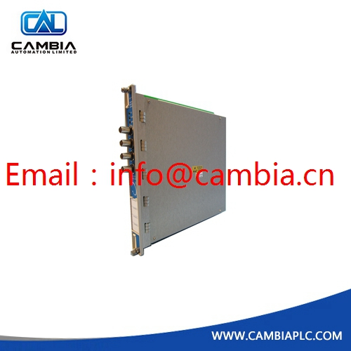 3500/94-15-00-00	BENTLY NEVADA	Email:info@cambia.cn