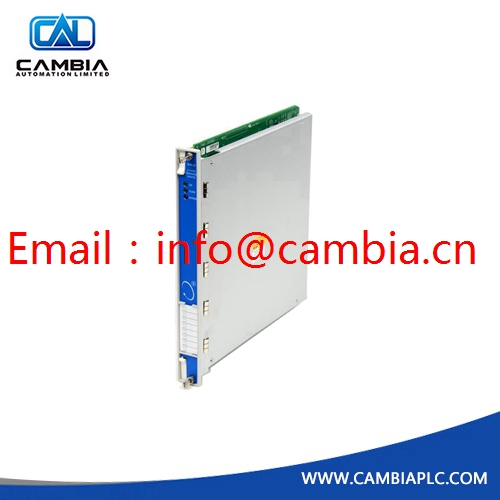 3500/94-15-01-00	BENTLY NEVADA	Email:info@cambia.cn