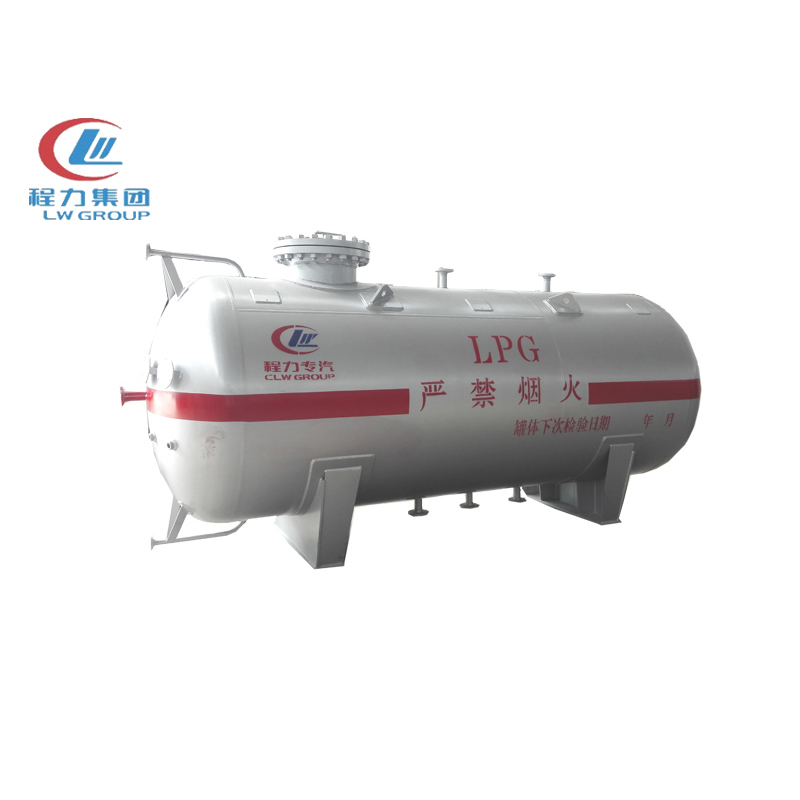 CLW 5m3 LPG Storage Tanks
