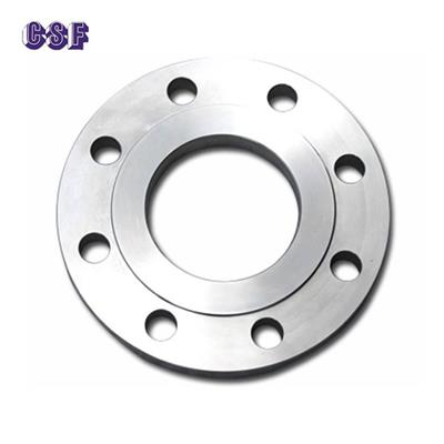 BS Carbon Steel Forged Flanges