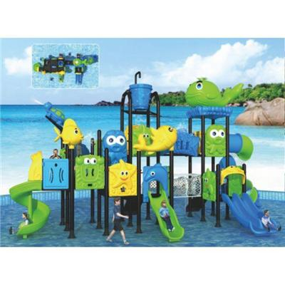 Commercial Water Playground Equipment