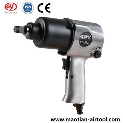 1/2-Inch Drive Air Impact Wrench Twin Hammer