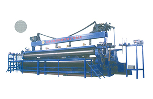JW Polyester Fabric Loom