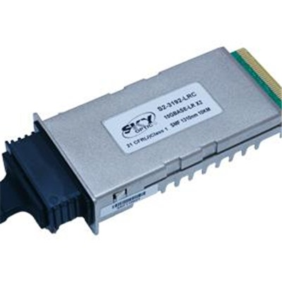 Transceiver module 10GBASE-LR X2 SMF 10km compatible for X2-10GB-LR J8437A