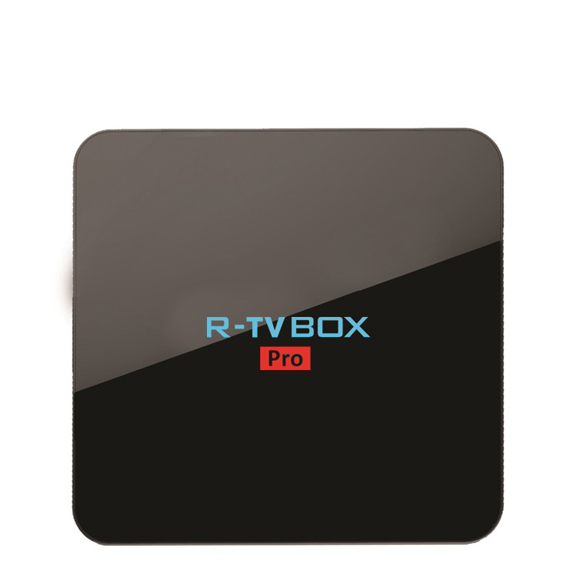 R-TV BOX PRO Amlogic S912