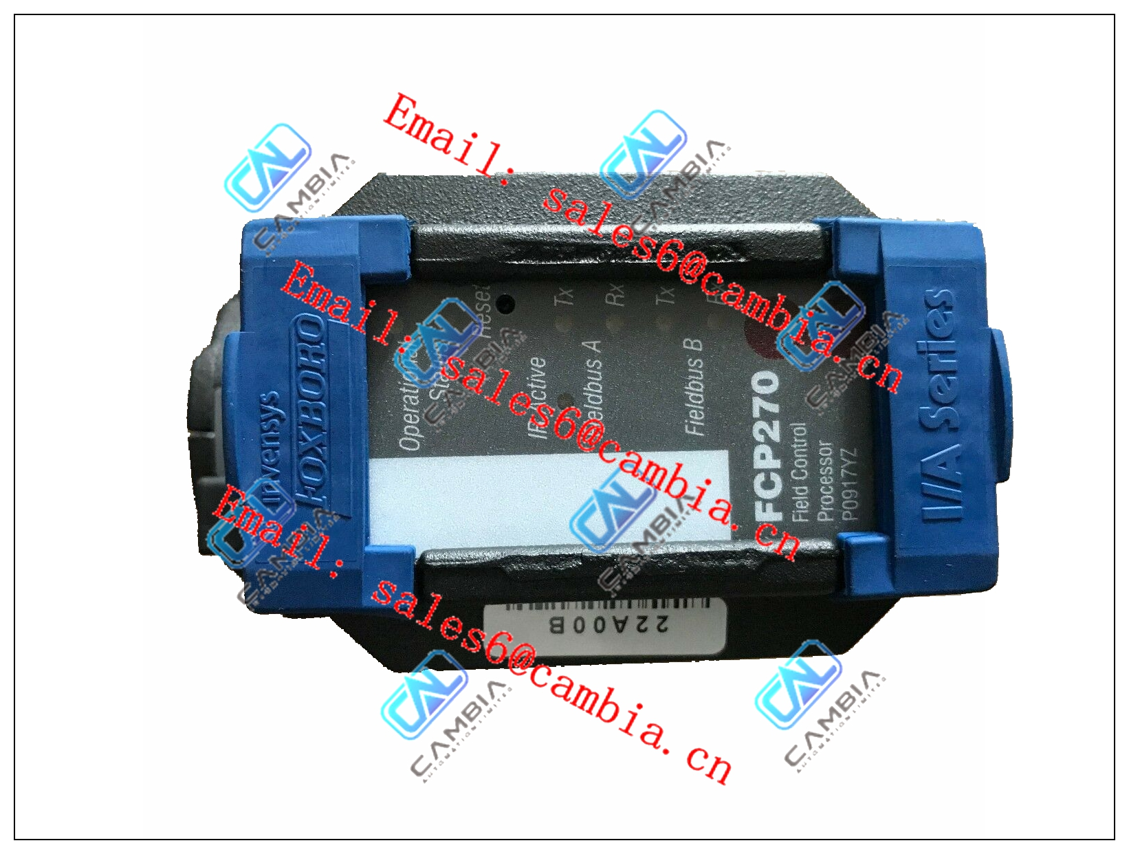 P0961BC CP40B	 Zone Interface