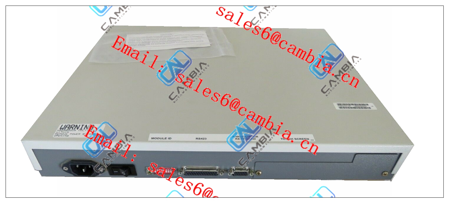P0973LN	40 channel 24V dc Digital Input FTA