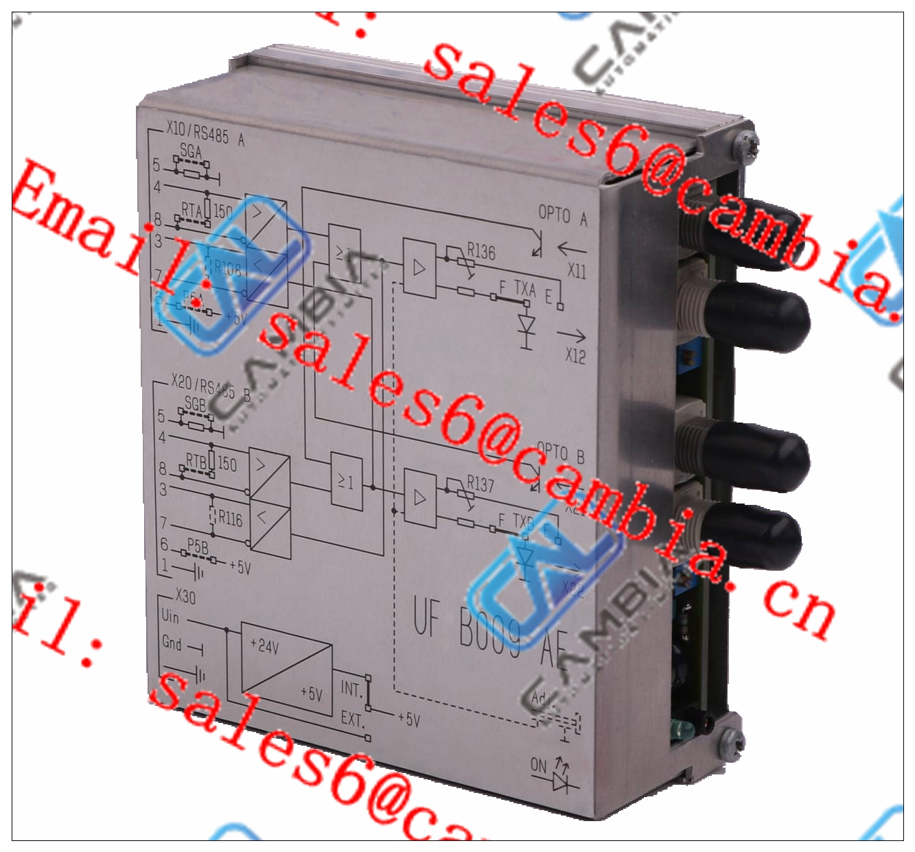 YT204001-FS	120V info at oilwaterfilter dot com Output