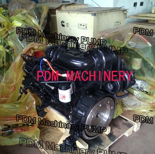 EX explosion proof diesel engine