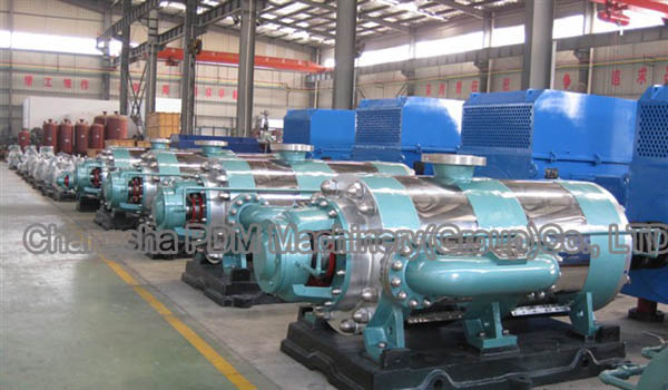 self balancing boiler feed multistage pump