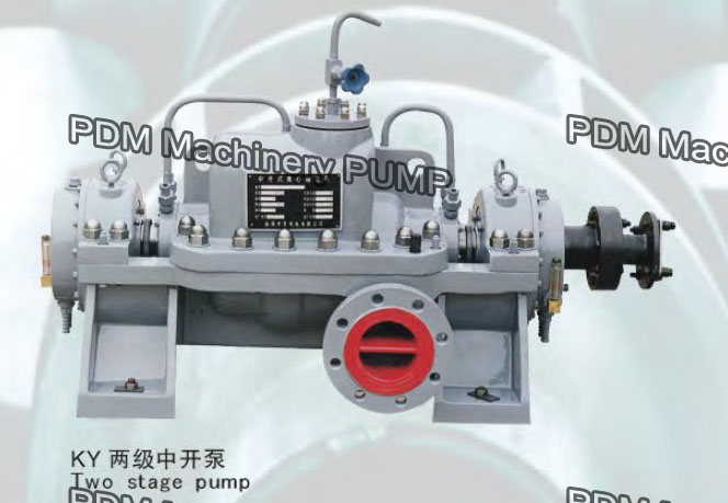 API610 Crude oil pump