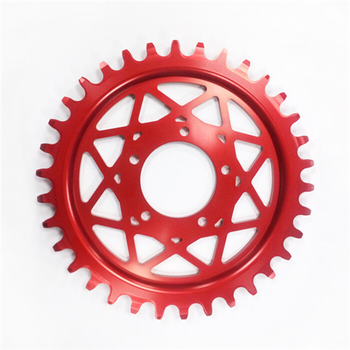High technique OEM CNC Machining Precision bicycle spare parts wholesale