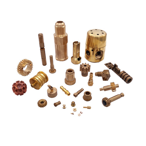 high quality cheap High Precision Custom Made Custom-made CNC Machining brass copper cnc parts wholesale
