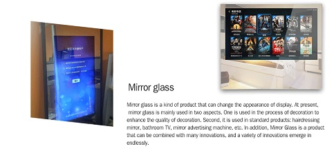 magic mirror Bathroom Television Wholesale  Hotel Mirrors Waterproof Mirror For Sale China