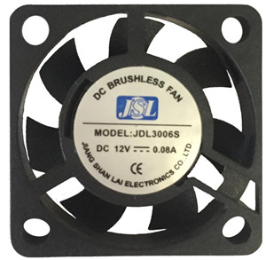 5V/12V factory direct supply plastic DC  Axial Fan JSL3006