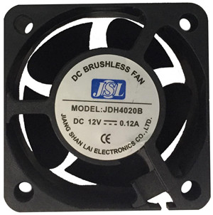 JSL factory direct supply plastic hot sale DC Axial Fan Exhaust Fan 4020