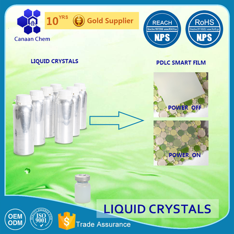 china high birefringence liquid crystals