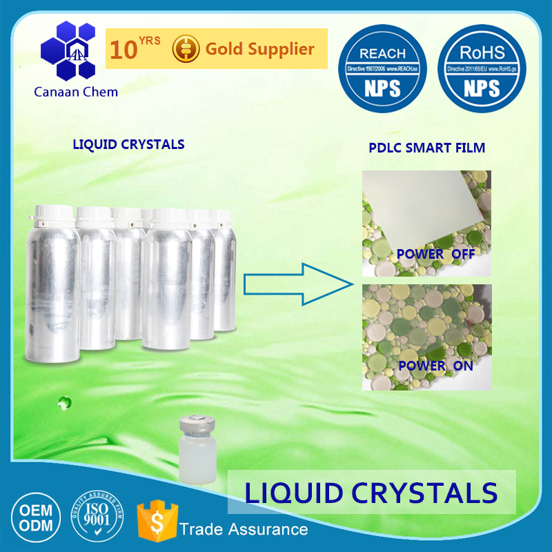 nematic liquid crystal negative