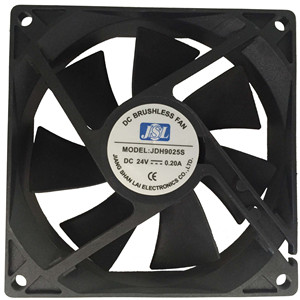 JSL factory direct supply plastic hot sale DC Axial Fan Industrial Fan 9225