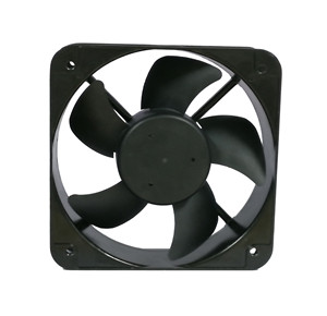 JSL factory direct supply metal housing hot sale DC Axial Fan Industrial Fan 8020