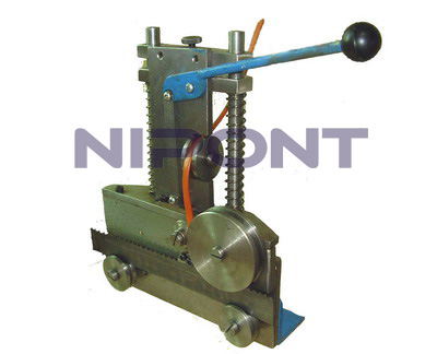 Teeth Capping Machine For Band Saw Blade