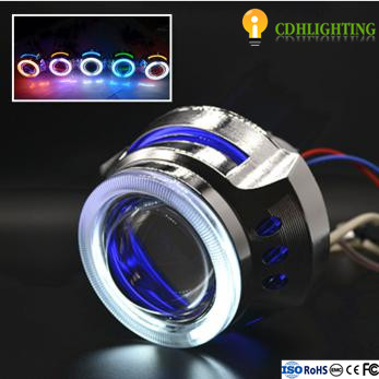 Wholesale 3.0 Inch Angel Eyes Bi Xenon HID Projector Lens