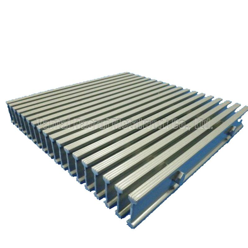 I bar Aluminum Grating