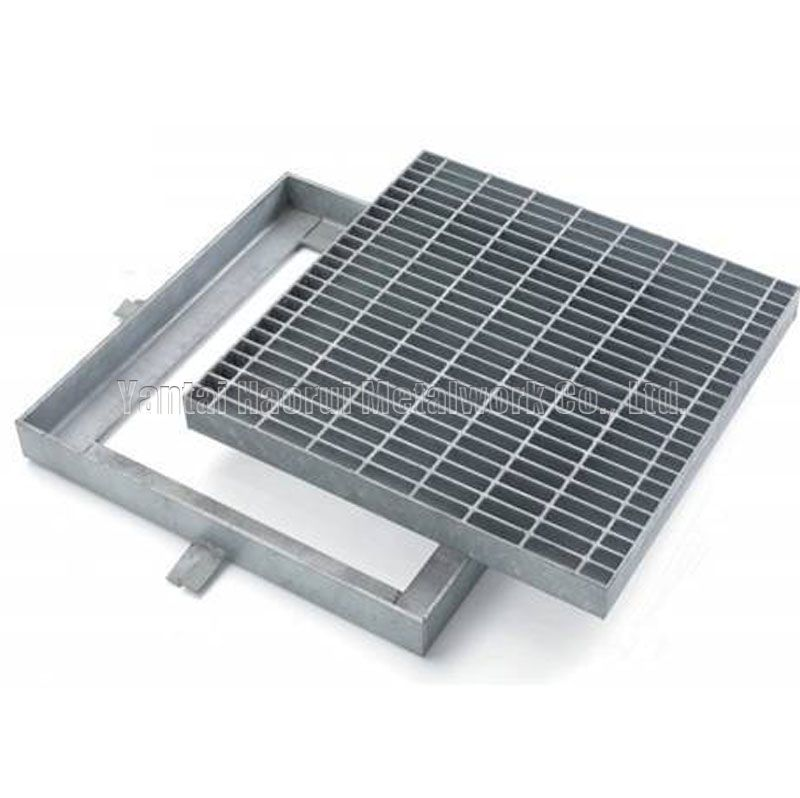 Grainage Trench Box Grate witout hinge Connection