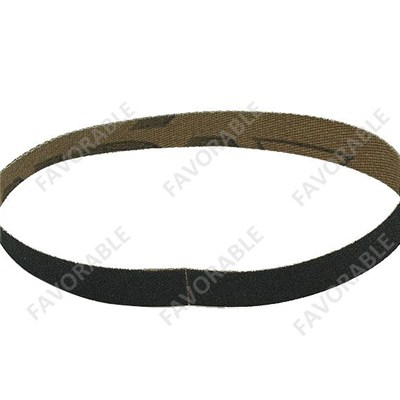 150P / 120P abrasive belts sharpening belt for industrial machine spare parts