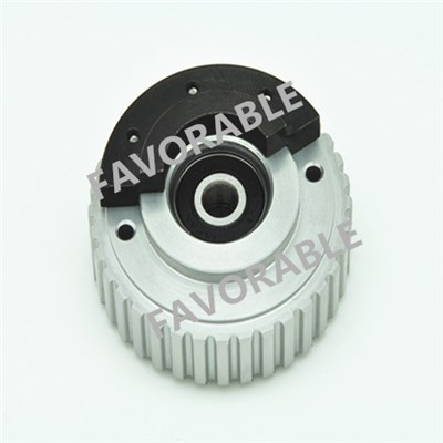 Round Pulley 67902002 Cutting Spare Parts For GT5250