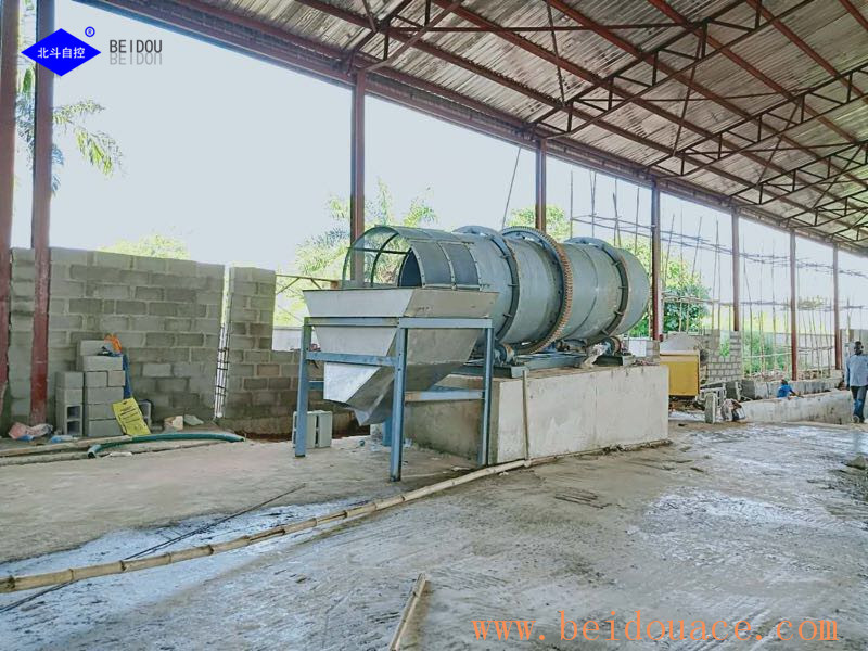 Export Prilled Fertilizer Blending System