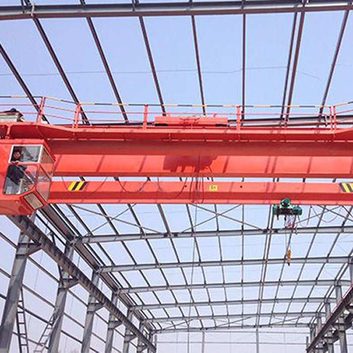 European type overhead crane used indoor or outdoor