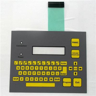 Membrane Keyboard For Controller