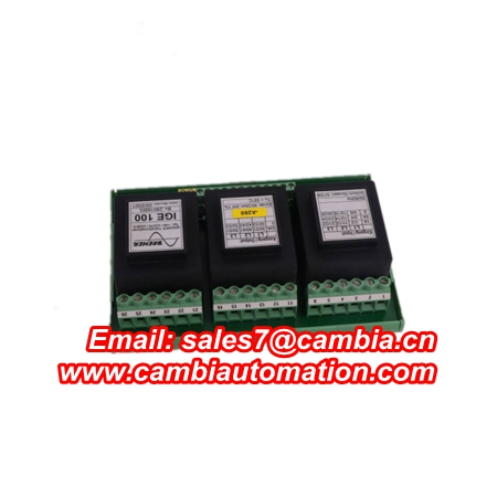 ICS TRIPLEX	T8480 Analogue Output-40 channel