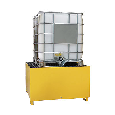 IBC Steel Spill Containment Pallet
