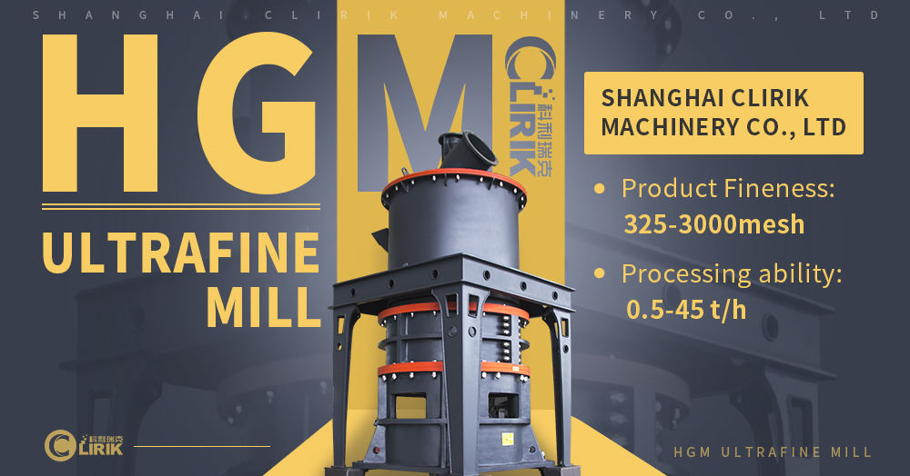 Chromite ore processing vertical roller mill