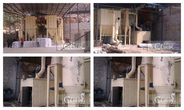 HGM80 Basic Vertical Roller mill for sale