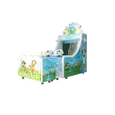 Iceman Water Shooting Game Machine