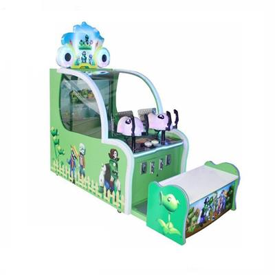 Peashooter Ball Shooting Game Machines