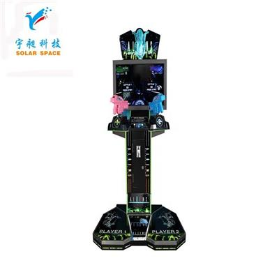 42 Inches Alien Shooting Games Machine