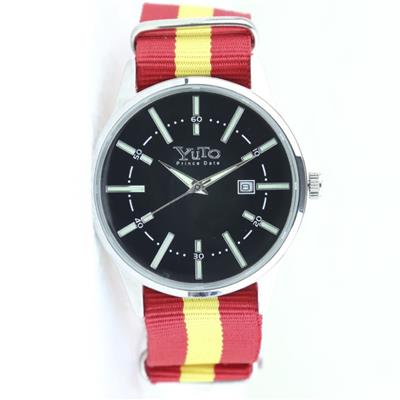 Nylon Band Watch For Men